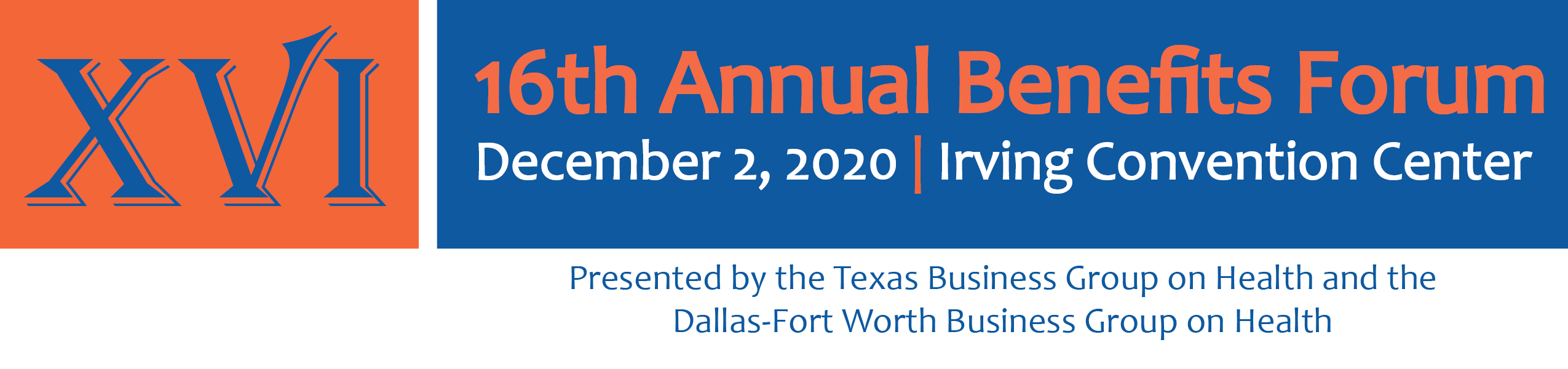 Mark Your Calendar: The 16th Annual Benefits Forum